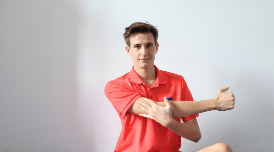 dolore al gomito: che cosa fare