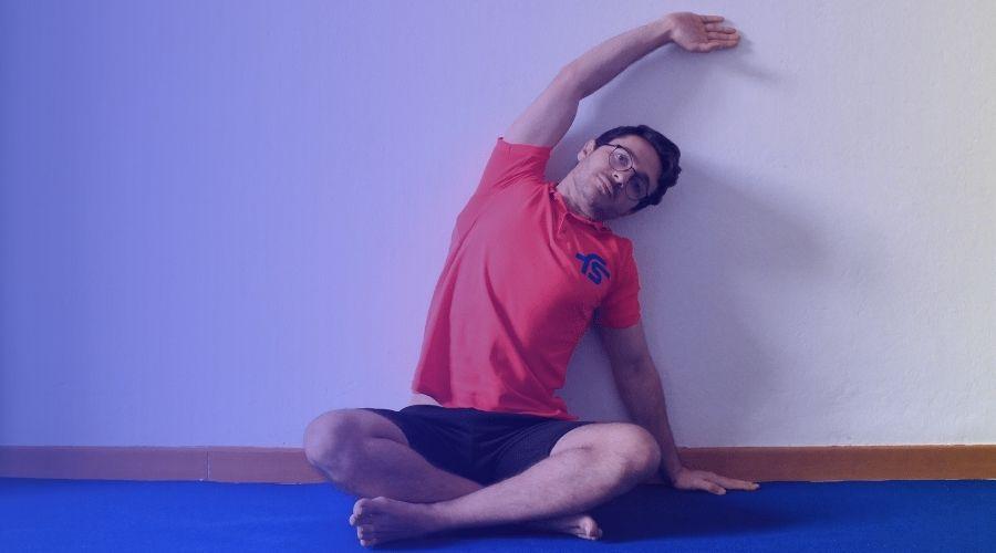 postura delle spalle